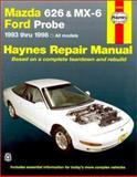 Haynes Mazda 626, MX-6 and Ford Probe 9781563923418