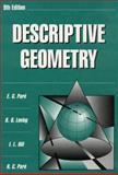 Descriptive Geometry, Pare, E. G. and Pare, R. C., 002391341X