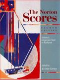 The Norton Scores Vol. 2 9780393973419