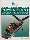 A&P General Test Guide with Oral and Practical Study Guide, Jeppesen Sanderson, Inc. Staff, 0884873412