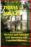 Trivia for Adults, Joe Hewitt, 1481813412
