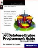 Microsoft Jet Database Engine Programmer's Guide : The Essential Reference for the Database Engine Used in Microsoft Windows-Based Applications and Programming Environments, Microsoft Official Academic Course Staff, 1572313420