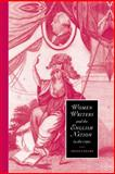 Women Writers and the English Nation in the 1790s : Romantic Belongings, Keane, Angela, 0521773423