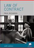Law of Contract, Richards, Paul, 058247342X