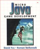 Micro Java Games Development, Verhovsek, Roman and Fox, David, 0672323427