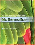 Fundamental College Mathematics, Bittinger, Marvin L., 0321613422