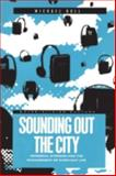 Sounding Out the City 9781859733424