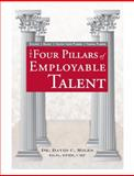 The Four Pillars of Employable Talent, Miles, David, 0984013423