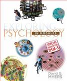 Exploring Psychology in Modules with Updates on DSM-5, Myers, David G., 1464163421