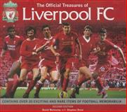 The Official Treasures of Liverpool FC, David Walmsley and Stephen Done, 178097342X