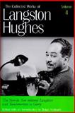 The Novels : Not Without Laughter and Tambourines to Glory, Hughes, Langston, 0826213421
