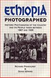 Ethiopia Photographed, Richard Pankhurst and Denis Gerard, 0415593425