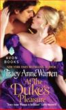 At the Duke's Pleasure, Tracy Anne Warren, 0061673420