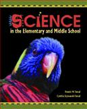 Science in the Elementary and Middle School, Sunal, Dennis W. and Sunal, Cynthia S., 0130283428
