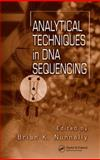 Analytical Techniques in DNA Sequencing, , 0824753429