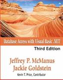 Database Access with Visual Basic.NET, McManus, Jeffrey P. and Goldstein, Jackie, 0672323435