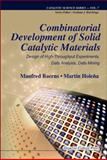 Combinatorial Development of Solid Catalytic Materials, H and Manfred Baerns, 1848163436