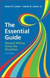 Essential Guide : Research Writing, Lester, James D., Jr. and Lester, James D., 0321853431
