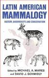 Latin American Mammalogy 9780806123431