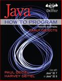 Java How to Program, Deitel, Paul and Deitel, Harvey, 0133813436