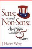 Sense and Non-Sense 9780130833433