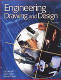 Engineering Drawing and Design, Jensen, Cecil Howard and Helsel, Jay D., 0078213436