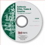 California Cities, Towns and Counties 2008, , 0911273433