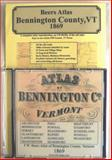Atlas of Bennington Co, Vermont ,1869, CD Edition,, 0911653430