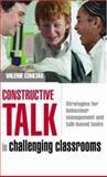 Constructive Talk in Challenging Classrooms, Valerie  Coultas, 041540343X