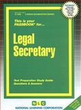 Legal Secretary, Jack Rudman, 0837313430