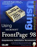 Using Microsoft Frontpage 98 9780789713438