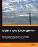 Mobile Web Development, Mehta, Nirav, 1847193439