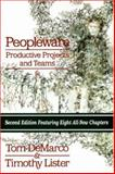 Peopleware : Productive Projects and Teams, DeMarco, Tom and Lister, Timothy, 0932633439