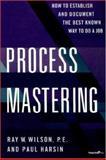 Process Mastering 9780527763442