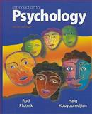 Introduction to Psychology, Plotnik, Rod and Kouyoumdjian, Haig, 0495903442