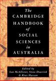 The Cambridge Handbook of Social Sciences in Australia 9781107403444