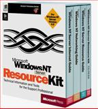 Microsoft NT Server Resource Kit, Microsoft Official Academic Course Staff, 1572313447