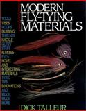 Modern Fly-Tying Materials, Dick Talleur, 1558213449