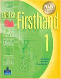 English Firsthand 1 : New Gold Edition, Helgesen, Marc and Brown, Steven, 9620053451