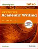 Effective Academic Writing, Alice Savage, 0194323455