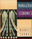 Managerial Economics 9780256173451