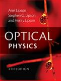 Optical Physics, Lipson, Ariel and Lipson, Stephen G., 0521493455