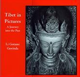 Tibet in Pictures, Li Gotami Govinda, 0898003458