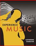 Flex Pack: Experience Music (looseleaf Version) with Connect Plus Access Card & Music Download Access Card, Charlton, Katherine, 0077593456