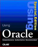 Using Oracle8, Database Inc. Staff and Marshall, Mike, 0789713454