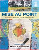 Mise Au Point, Parmentier, Michel Alfred and Parmentier, Michel, 0176103457