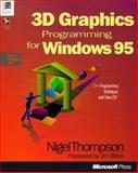 3D Graphics Programming for Windows, Thompson, Nigel, 1572313455