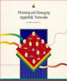Planning and Managing AppleTalk Networks, Apple Computers, Inc. Staff, 0201523450