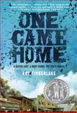 One Came Home, Amy Timberlake, 0375873457