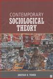 Contemporary Sociological Theory, Turner, Jonathan H., 1452203458